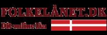 Folkelaanet-logo